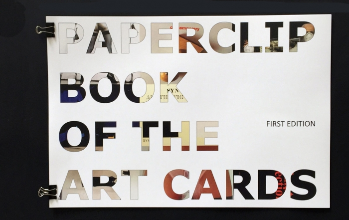 Paperclip-book